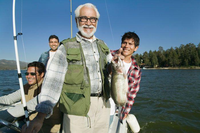Sådan kan du udgive dine egne fiskehistorier